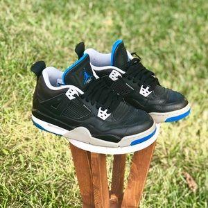 Jordan 'Game Royal' 4s sneakers